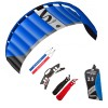 HQ Symphony Pro 2.5 Neon Bundle Lenkmatte Allround Lenkdrachen R2F Kite